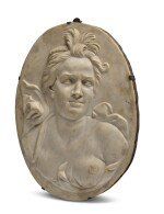 SOUTHERN NETHERLANDISH, 18TH CENTURY | RELIEF WITH A GODDESS