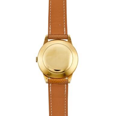 View 3. Thumbnail of Lot 41. 'Padellone', Ref. 8171 Yellow gold triple calendar wristwatch with moon phases Circa 1951 | 勞力士8171型號「Padellone」黃金全日曆腕錶備月相顯示,年份約1951.