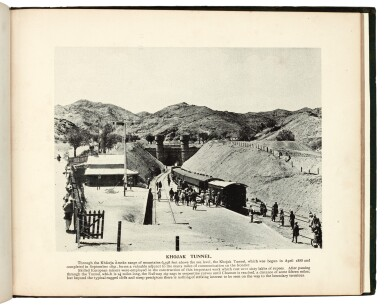 View 3. Thumbnail of Lot 298. Bremner | Baluchistan illustrated, Quetta, 1900.