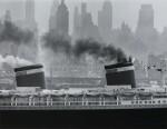 S. S. United States, New York Harbor