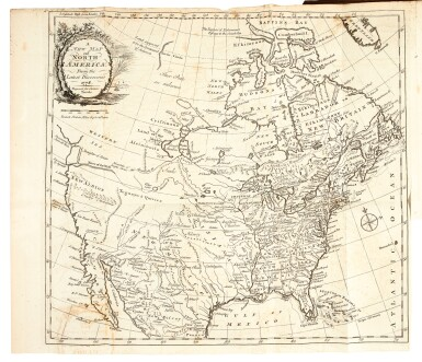 Carver | Travels through the interior parts of North-America, 1778