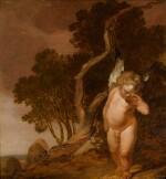 PIETER CODDE | Cupid as a honey thief