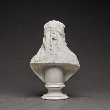 View 3. Thumbnail of Lot 121. GALLERIA LAPINI | BUST OF THE SHULAMITE.