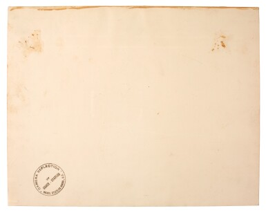 View 2. Thumbnail of Lot 120. TRUMAN   photographic portrait, signed and inscribed, c. late 1940s.