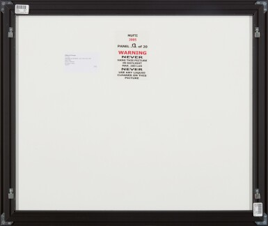 View 28. Thumbnail of Lot 287. GILBERT & GEORGE   MUFTI.