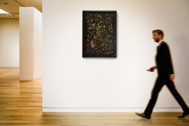 View 4. Thumbnail of Lot 255. MARCEL BROODTHAERS | PEINTURE A L'OEUF.
