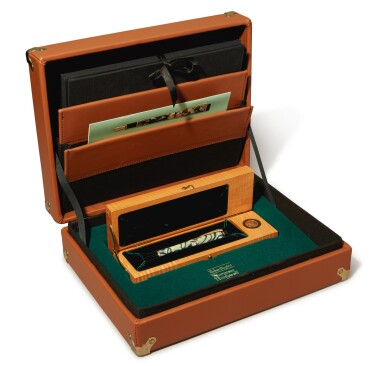 View 3. Thumbnail of Lot 76. PARKER   A LIMITED EDITION VINTAGE DUOFOLD CENTENNIAL FOUNTAIN PEN, CIRCA 1996.