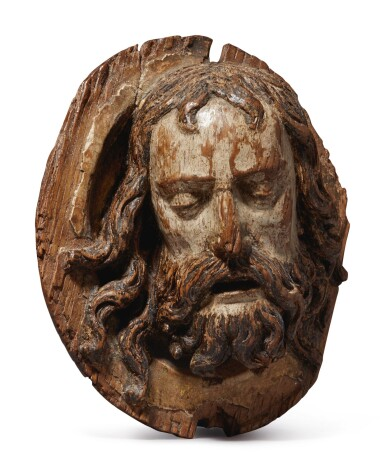 View 2. Thumbnail of Lot 104. 'Johannesschüssel' or Saint John's Head on a Platter.