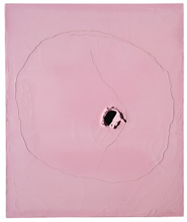 View 1. Thumbnail of Lot 52. LUCIO FONTANA   CONCETTO SPAZIALE.