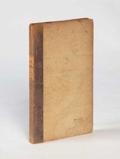 View 2. Thumbnail of Lot 72. Hawthorne, Nathaniel | The Maier-Bishop-Blair Copy.
