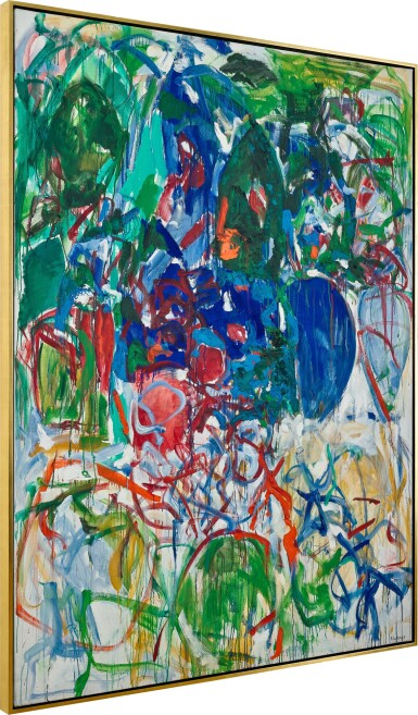 View 4. Thumbnail of Lot 1114. Joan Mitchell 瓊・米切爾 | Untitled 無題.