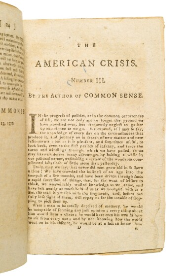 """View 2. Thumbnail of Lot 362. (Paine, Thomas) 
