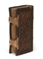 Dante col sito, et forma dell'Inferno, [Venice, Paganino, c. 1516], miniature edition