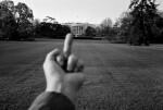 AI WEIWEI | STUDY OF PERSPECTIVE - WHITE HOUSE