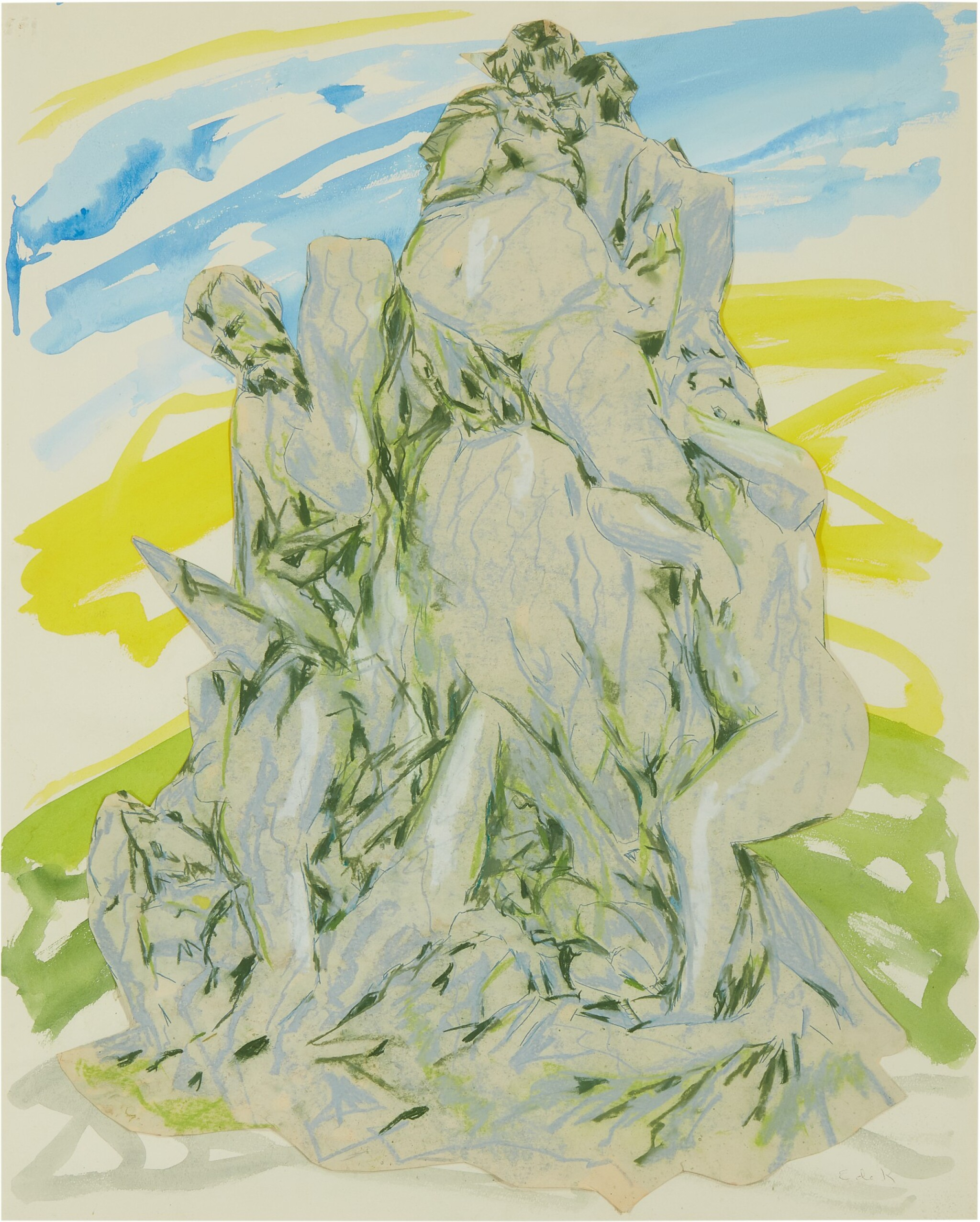 View full screen - View 1 of Lot 85. Bacchus #1-P.A..
