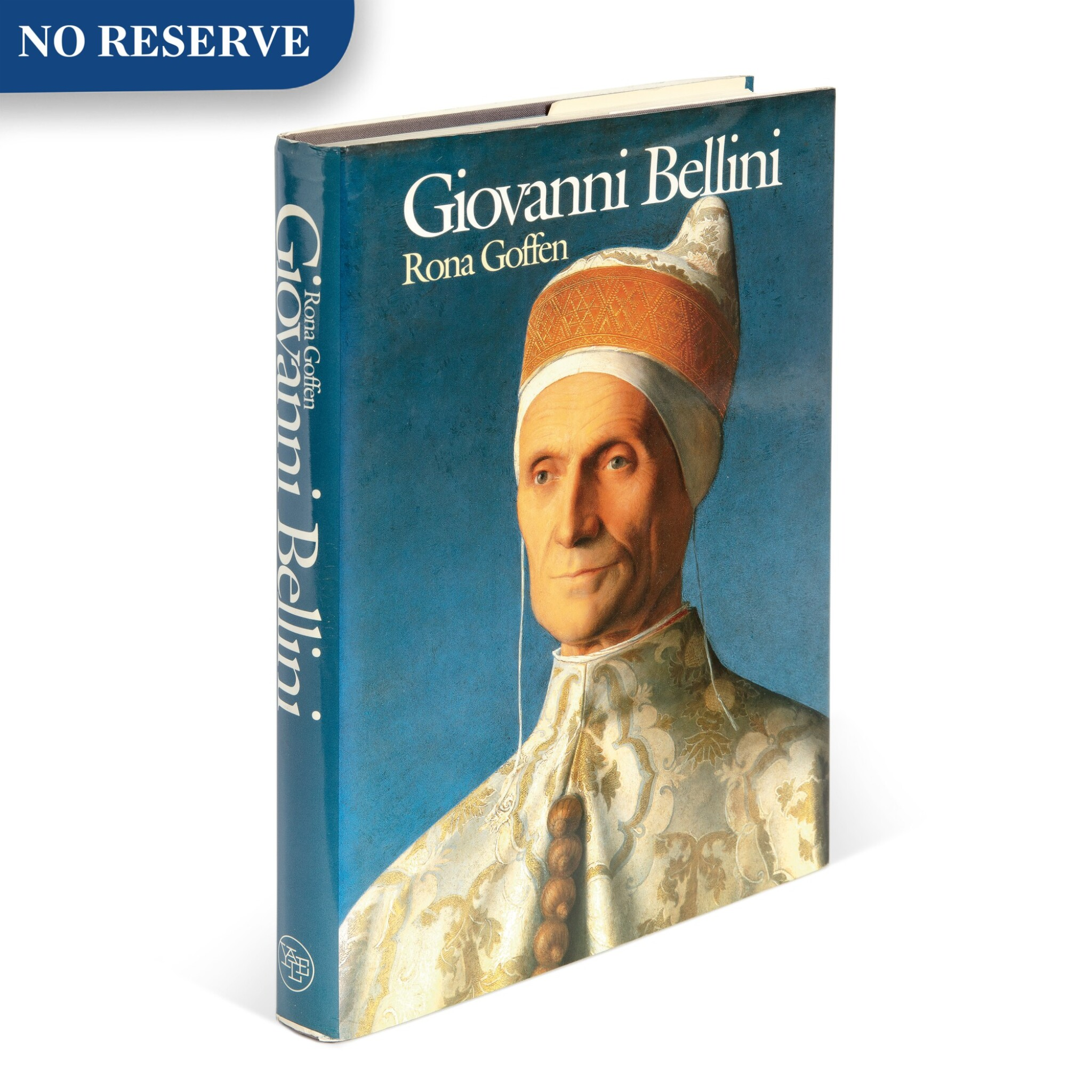 A Selection of Books on Giovanni and Jacopo Bellini