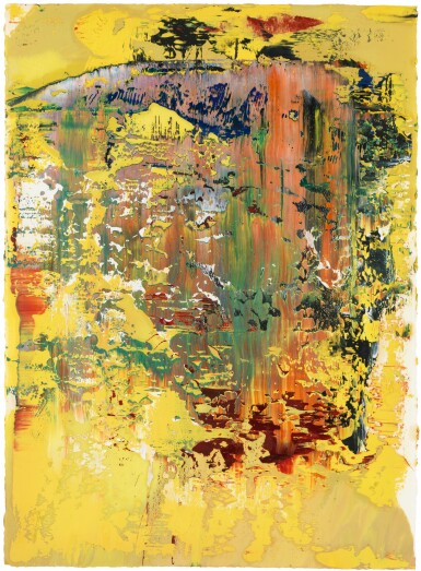 View 1. Thumbnail of Lot 18. GERHARD RICHTER | 1ST MAY 1989.
