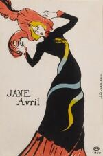 JANE AVRIL (D. 367; ADR. 354; W. P29)