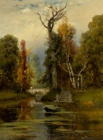 YULI YULIEVICH KLEVER AND STUDIO | River Landscape