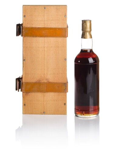 View 2. Thumbnail of Lot 176.  THE MACALLAN 50 YEAR OLD ANNIVERSARY MALT 38.6 ABV 1928.