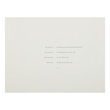 JOSEF ALBERS | FORMULATION: ARTICULATION (DANILOWITZ APPENDIX C)