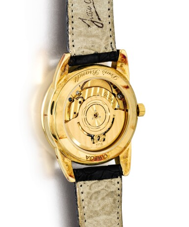 """View 3. Thumbnail of Lot 2009. OMEGA 