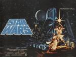 Star Wars (1977) poster, British