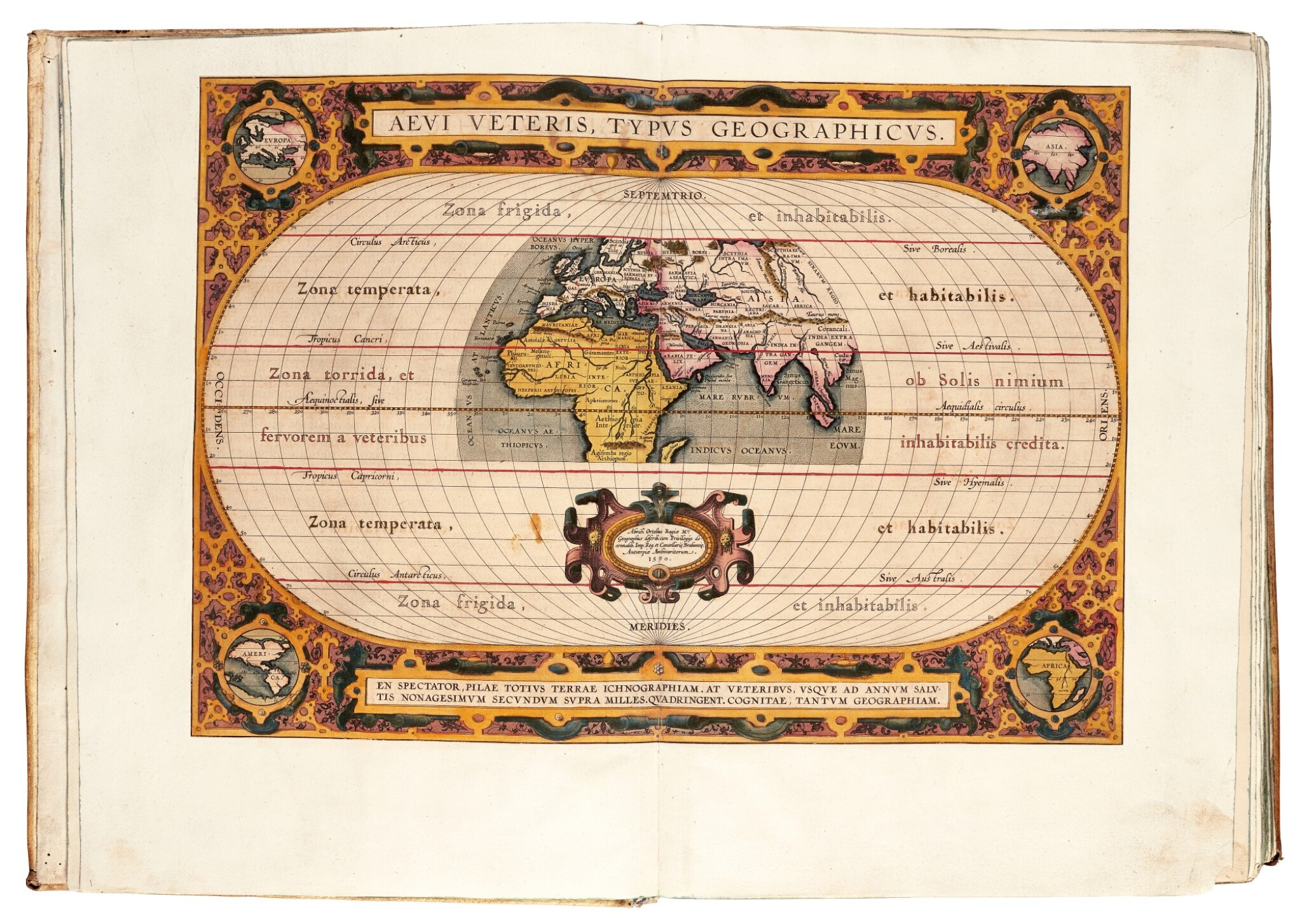 View full screen - View 1 of Lot 54. COMPOSITE ATLAS | A volume of maps, compiled circa 1657.