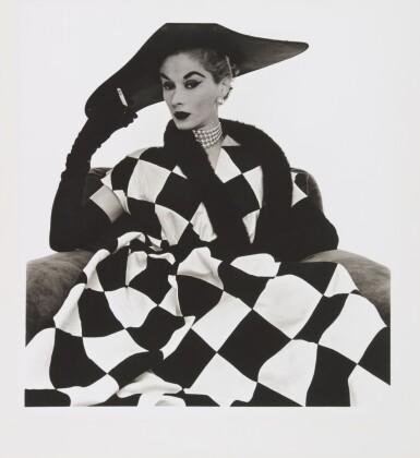View 2. Thumbnail of Lot 15. 'Harlequin Dress'.