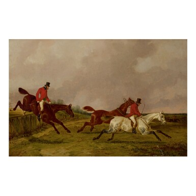 JOHN DALBY | FULL CRY: THE LEAD PLOUGHORSE JOINS IN