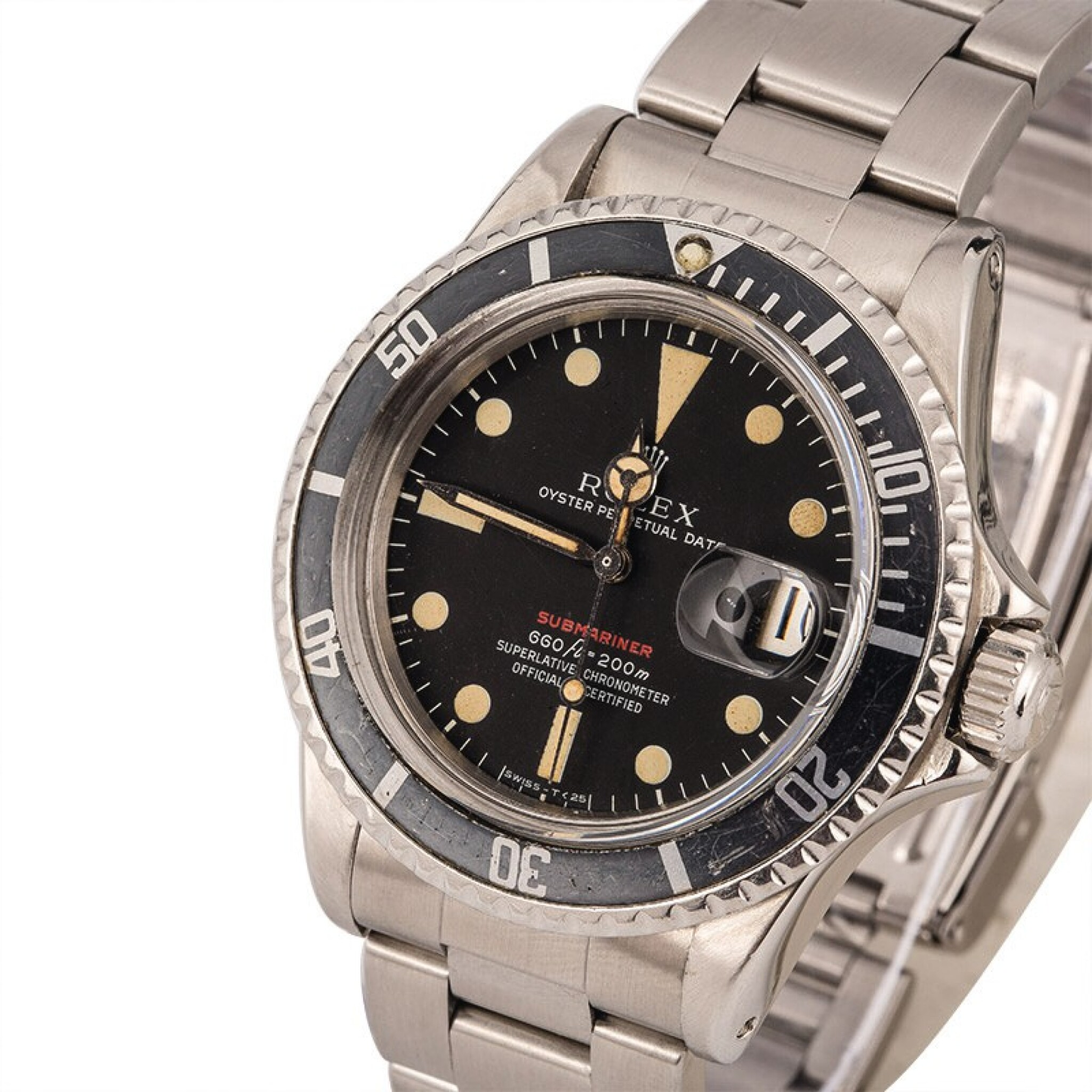 """View full screen - View 1 of Lot 3. ROLEX 