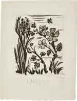 PABLO PICASSO | L'AVEILLE (L'ABEILLE) (B. 349; BA. 596)