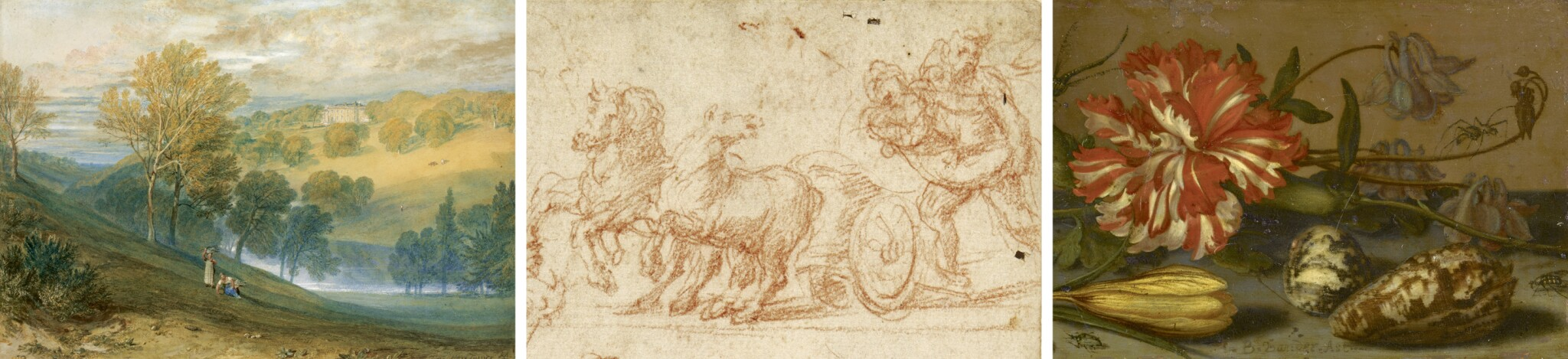 Old Master Day Sale including Old Master Paintings, Drawings and British Works on Paper