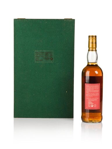 View 2. Thumbnail of Lot 18. The Macallan Select Reserve 52 Years Old 40.0 abv 1946 .