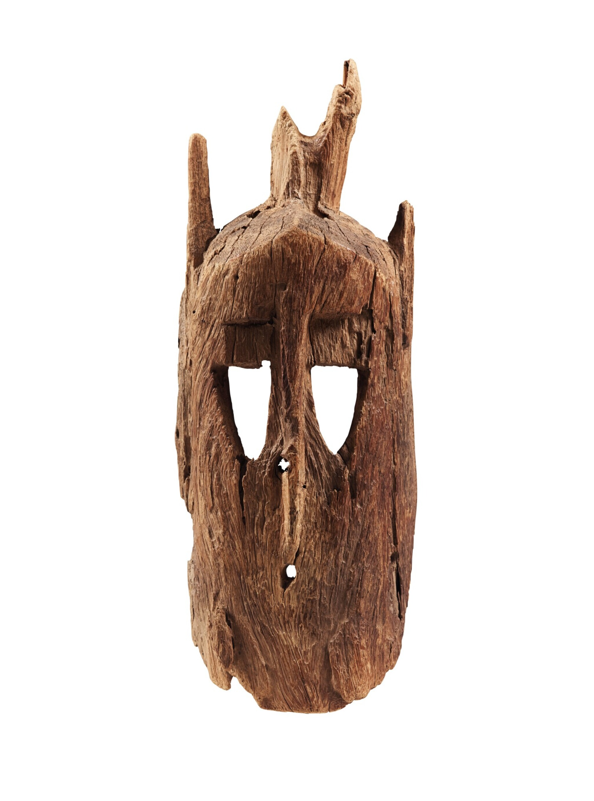 View full screen - View 1 of Lot 14. Masque walu, Dogon, Mali   Dogon walu mask, Mali.