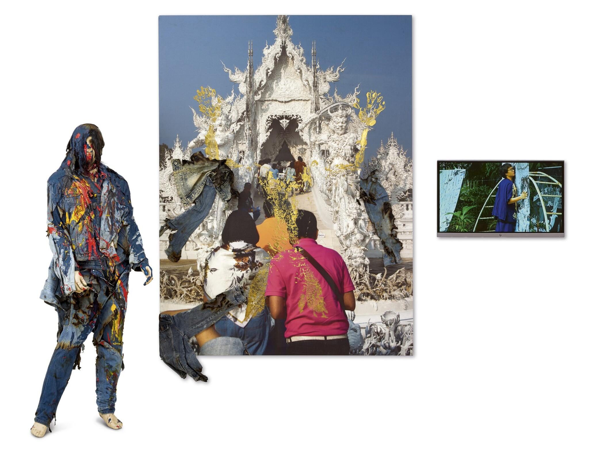 View full screen - View 1 of Lot 1102.  KORAKRIT ARUNANONDCHAI 寇拉克里·阿讓諾度才 | 2558.