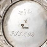 A LARGE PARCEL-GILT BEAKER, SIMON RYBERG, STOCKHOLM, CIRCA 1775 | GRAND GOBELET EN ARGENT ET VERMEIL PAR SIMON RYBERG, STOCKOLM, VERS 1775