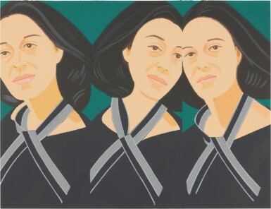 View 4. Thumbnail of Lot 2. ALEX KATZ | ALEX AND ADA, THE 1960'S TO THE 1980'S.