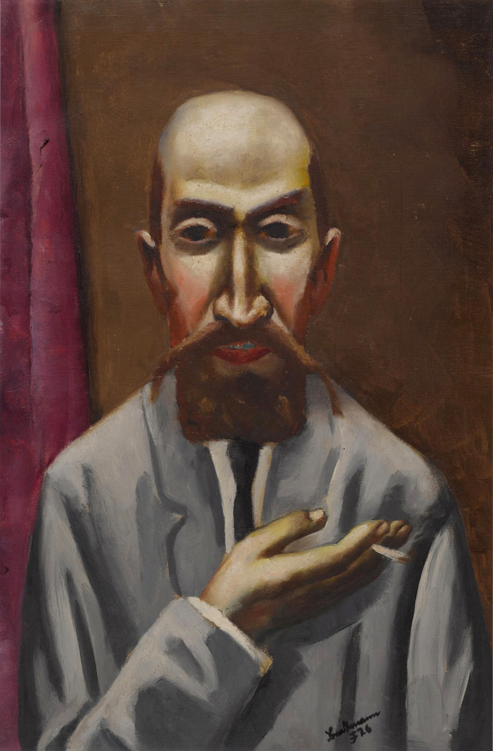 View full screen - View 1 of Lot 54. Bildnis eines Türken (Portrait of a Turk).