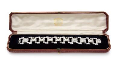DIAMOND BRACELET (BRACCIALE IN DIAMANTI) | CARTIER, 1932