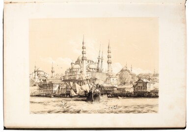 View 3. Thumbnail of Lot 191. Lewis | Illustrations of Constantinople, [1838].