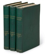 """Dickens, Oliver Twist, 1841, """"third edition"""", publisher's cloth"""