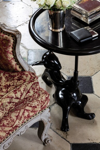 View 2. Thumbnail of Lot 46. Olympia side table, 2016.