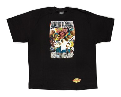 View 8. Thumbnail of Lot 111. [PEN & PIXEL]   COLLECTION OF 10, NEVER-RELEASED OFFICIAL CASH MONEY T-SHIRTS, 2001.