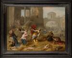 SIMON DE VOS | The Massacre of the Innocents