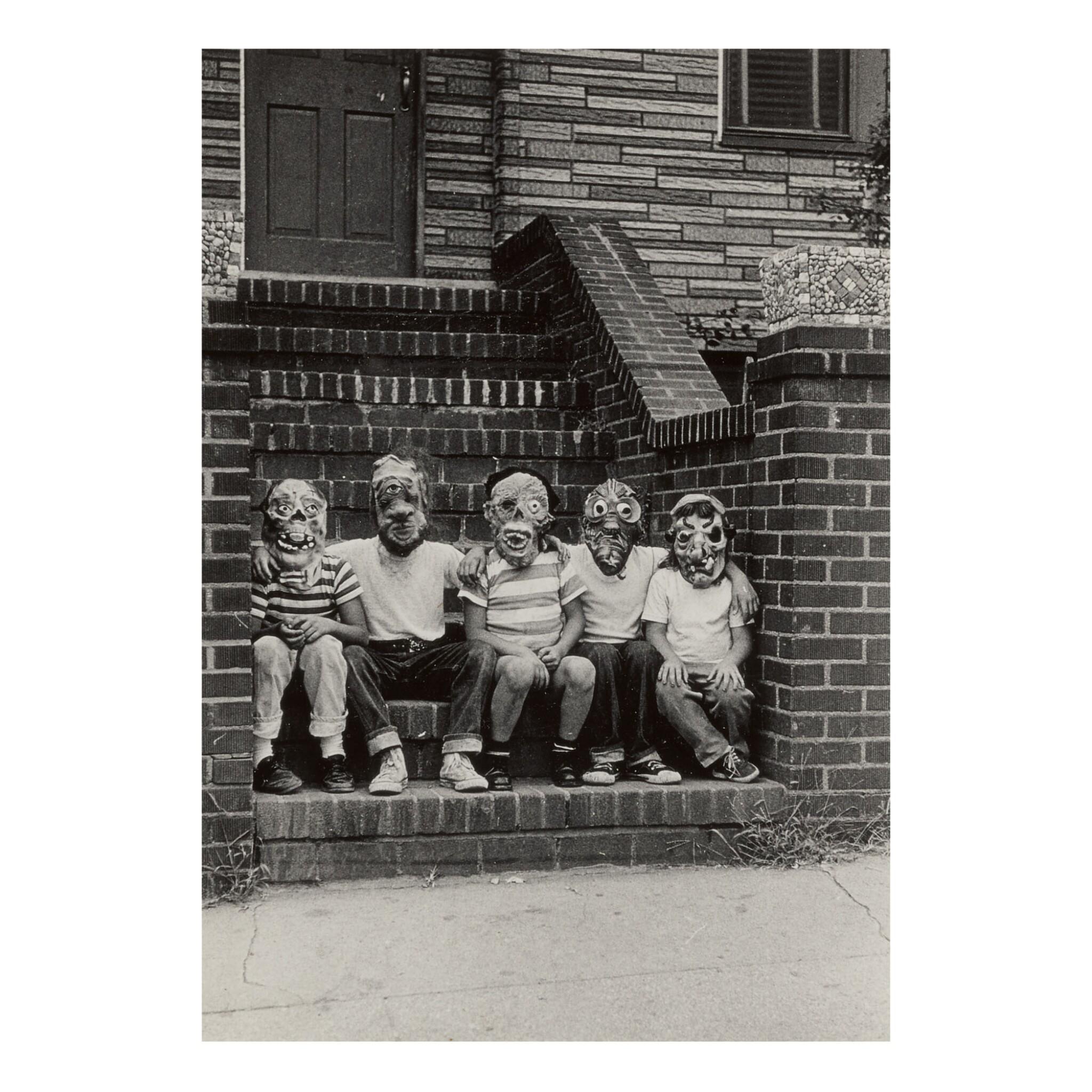 DIANE ARBUS | JIM WARREN'S FAMOUS MONSTERS FAN CLUB, QUEENS, NEW YORK, CHAPTER