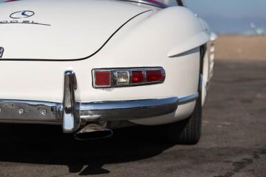View 64. Thumbnail of Lot 65. 1960 Mercedes-Benz 300SL Roadster.