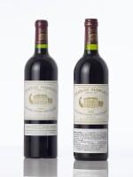 Château Margaux 1996 (11 BT)