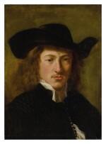 DUTCH SCHOOL, 17TH CENTURY | PORTRAIT OF A MAN, BUST LENGTH, WEARING A HAT