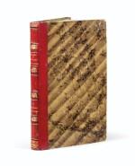 Une princesse parisienne. 1840. EO., Rel. de l'ép. De la bibliothèque de Balzac, relié pour lui.